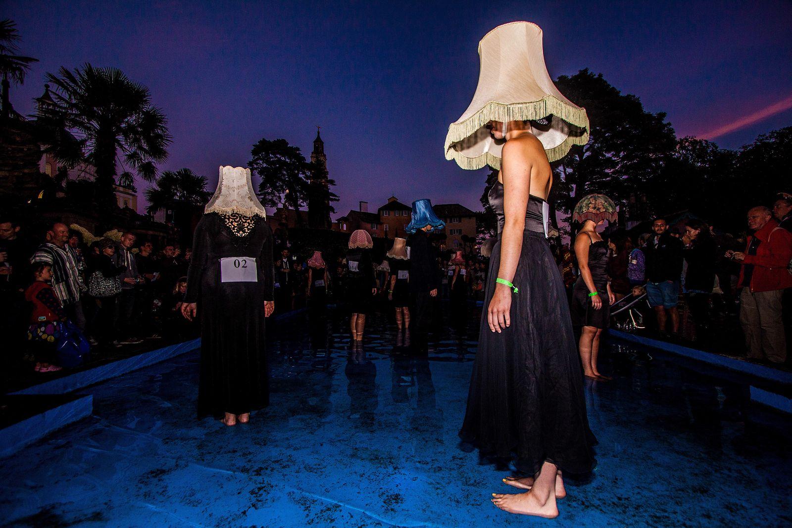 Lampshade Dancers