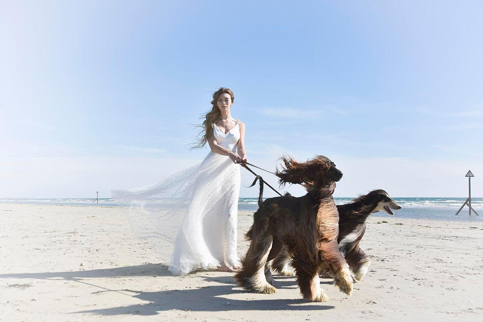 Sassi Holford Bridal Campaign 2018/19