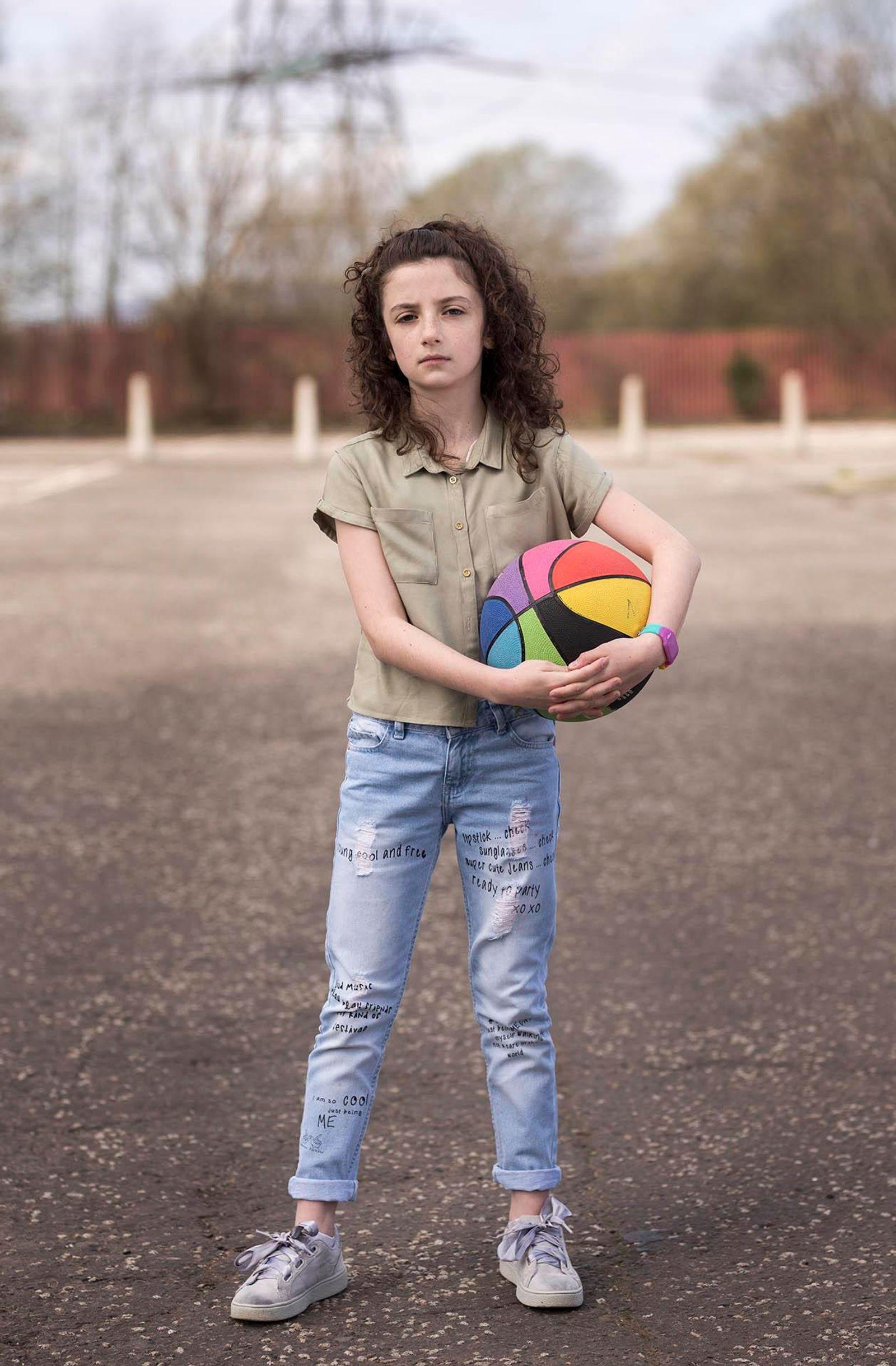 G22 | Age 11 | Basketball | 2018